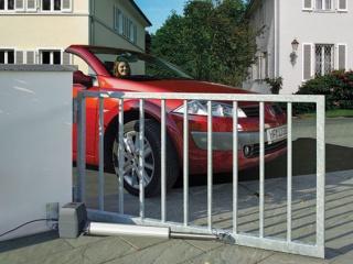Автоматика для всех типов ворот Came (Италия)